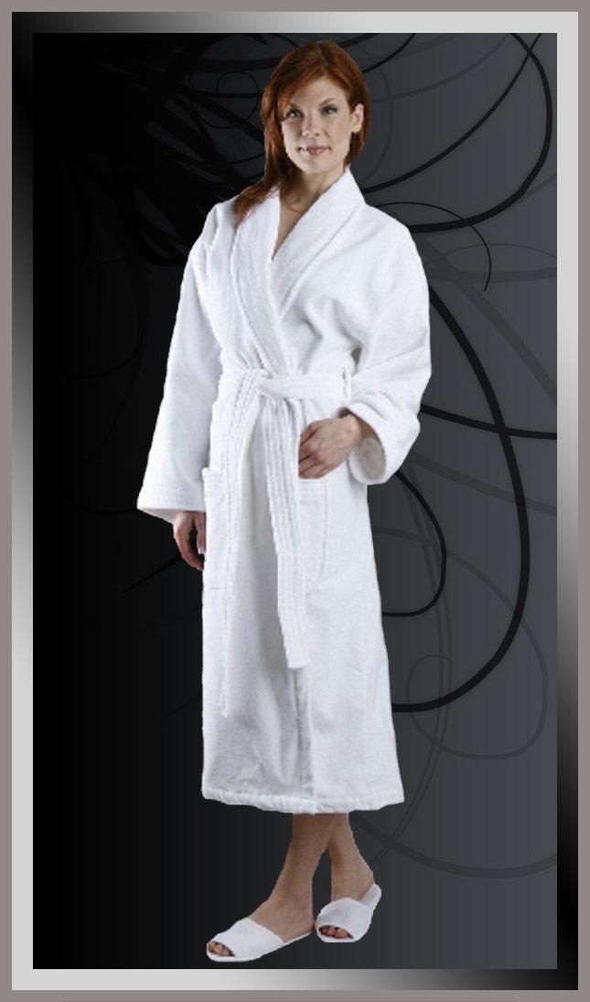 cotton bathrobes,